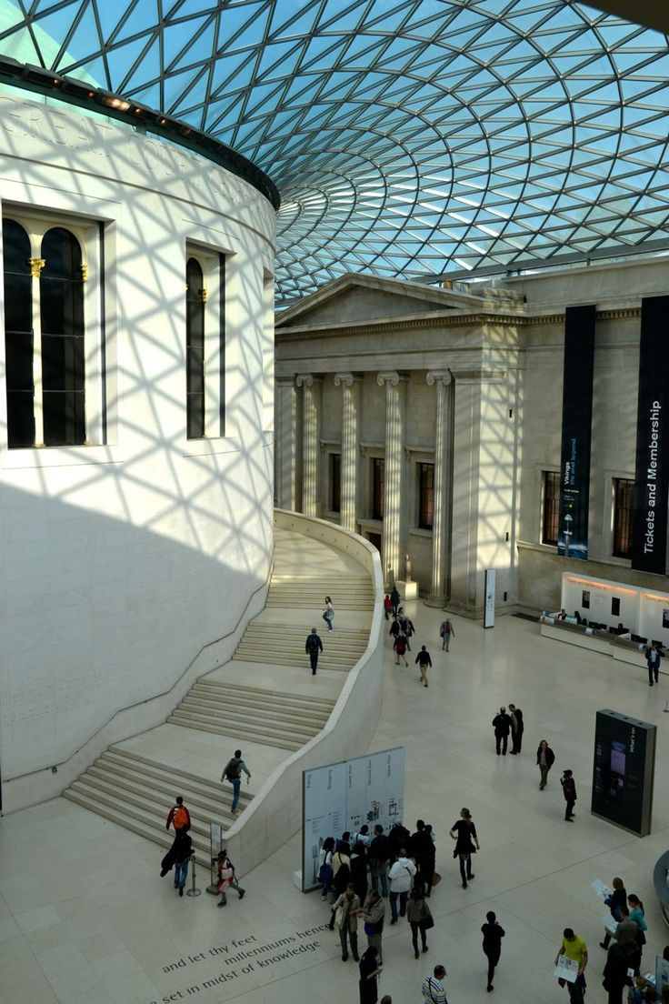 The British Museum, Londen