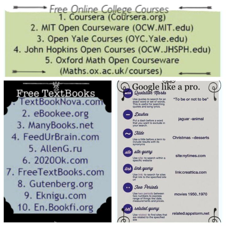how to find textbooks free online