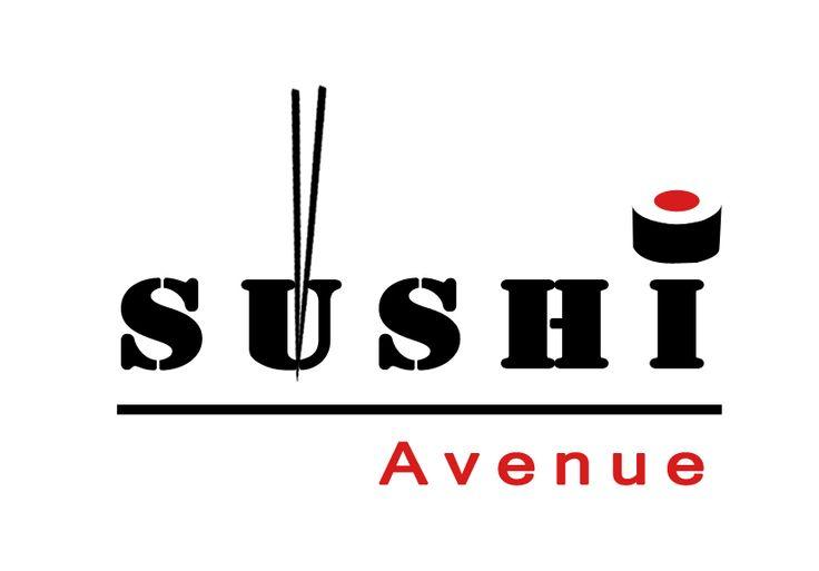 Logo model magazin Sushi - varianta 2