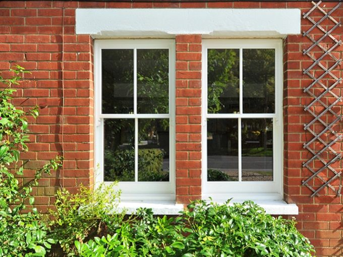 Timber sash windows, manufactured and installed by The Sash Window Workshop
