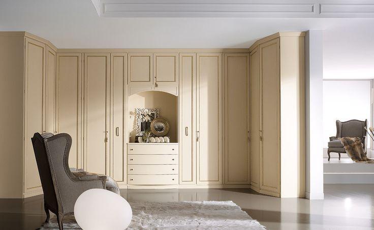 Composition M221 Door mod. OMEGA - golden Florence-style art finish