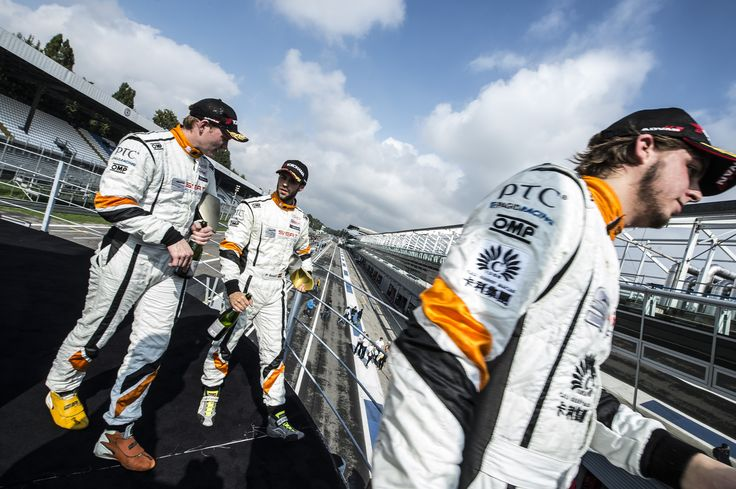 SEAT Leon Eurocup 2015. Monza. Race 2.