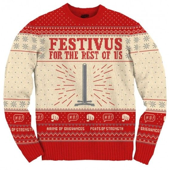 Seinfeld Festivus For The Rest Of Us Pole Sweater 1