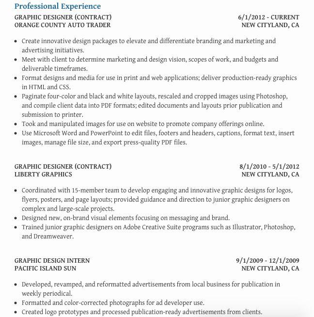 29 best Resume images on Pinterest Resume ideas, Resume layout - resume wording