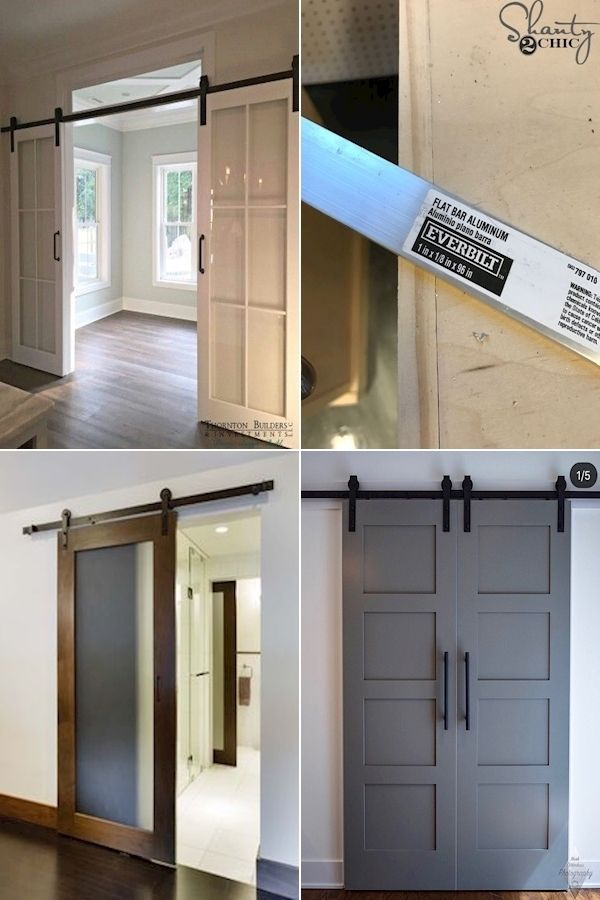 Sliding Bathroom Door Glass Barn Doors For Sale Contemporary Interior Barn Doors Hanging Ba In 2020 Sliding Barn Door Track Interior Barn Doors Rolling Barn Door