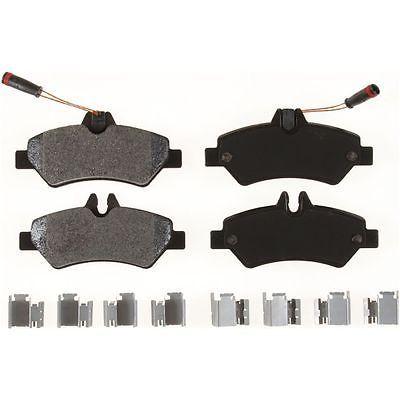 Bendix Brake Pad Sets 2-wheel Set Rear Mercedes Sprinter Dodge Mkd1317fm #car #truck #parts #brakes #brake #pads #shoes #mkd1317fm