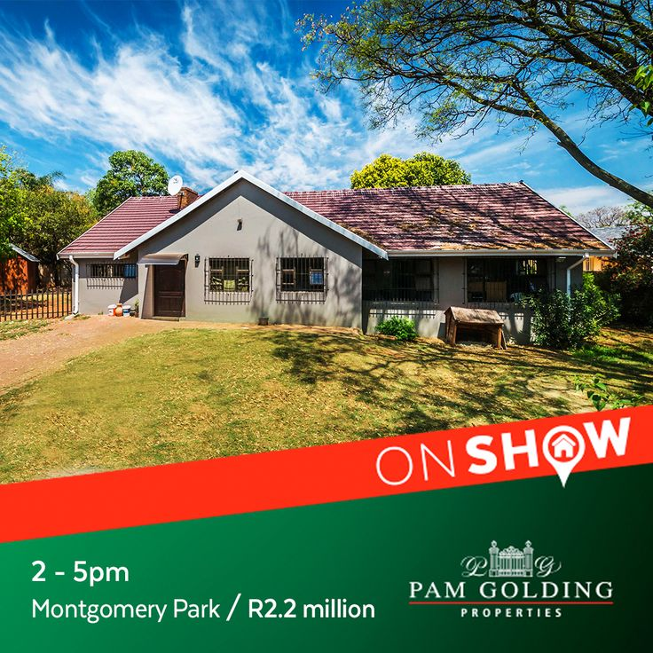 On Show Sunday 2 October from 2 - 5pm. Click for more information. #OnShow #ForSale #MontgomeryPark