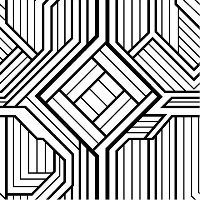Free Printable Geometric Coloring Pages For Adults Geometric Coloring Pages Pattern Coloring Pages Shape Coloring Pages