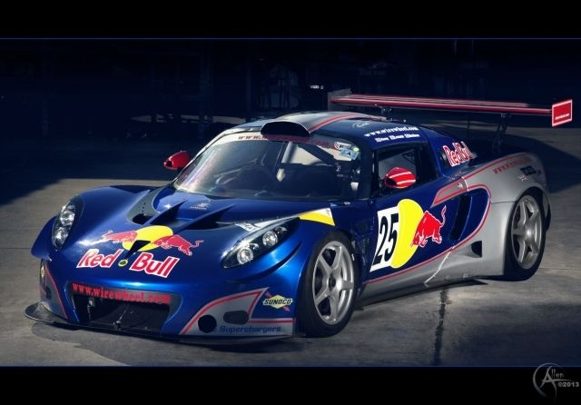 RaceCarAds - Race Cars For Sale » Lotus Exige GTR/ GT3 for sale