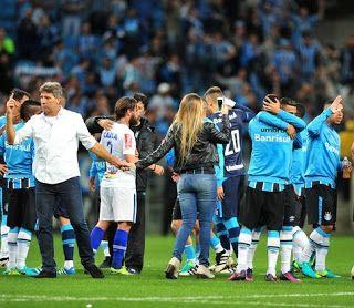 Blog Esportivo do Suíço:  STJD aceita pedido do Grêmio, e final da Copa do Brasil volta para a Arena