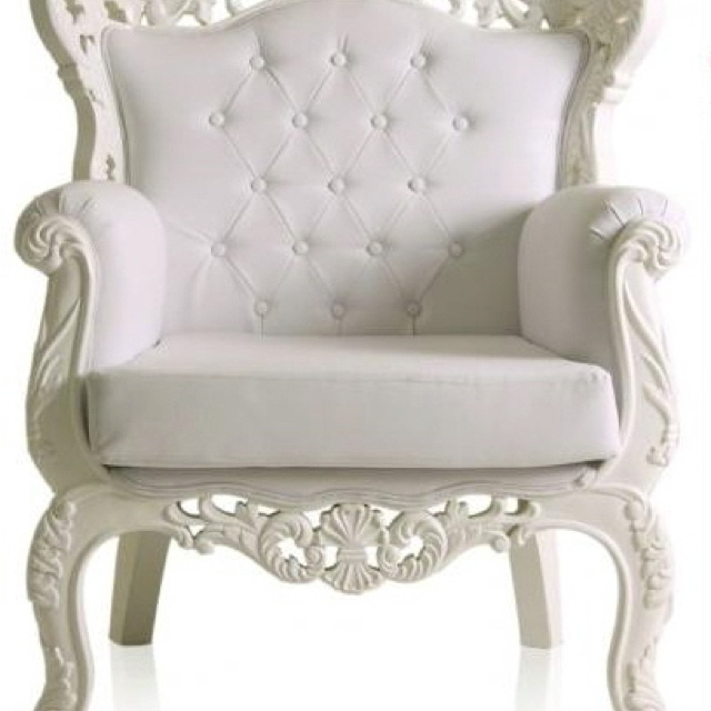Attractive Ornate Chair....must Find This To Buy!