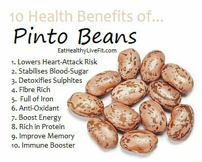 Benefits of Pinto Beans