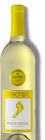 Pinot Grigio Wine...I am finding that I really enjoy this wine.  It is light, clean, crisp and fruity.