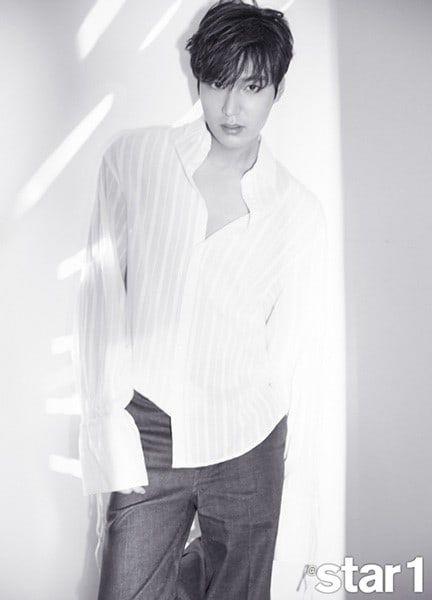 Ли Мин Хо рассказывает о Заручившись Позже в жизни и вызовы предвидит | Soompi