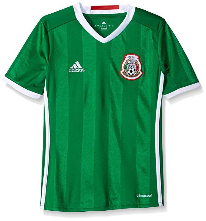 Adidas Youth International Soccer Jersey : Sports & Outdoors ...