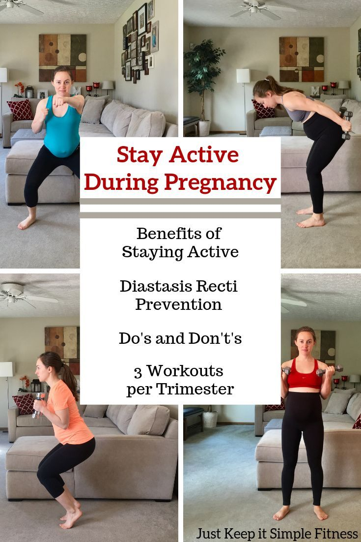 Can You Get In Shape While Pregnant Pin On Fit Pregnancy
