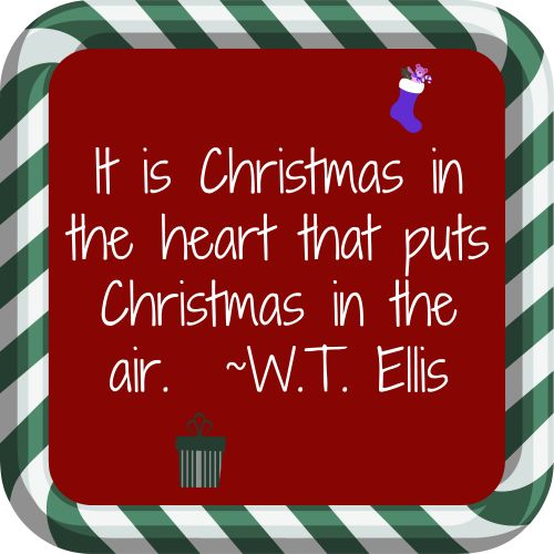 Quotes About Christmas Time. QuotesGram