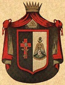 18º Grado - Caballero Rosa Cruz