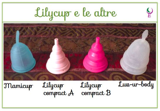 Lunethica: Recensione: Lilycup compact