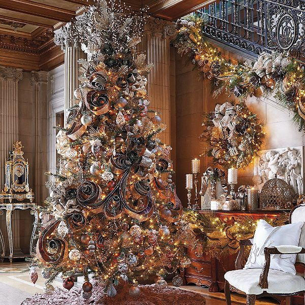 60-pc. Vintage Glamour Ornament Collection