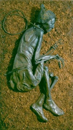 Memento Mori!: La bellísima momia del Hombre de Tollund