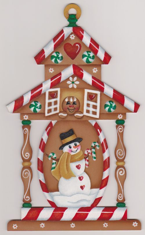 2397 best images about gingerbread on pinterest ginger for Wooden christmas cutouts