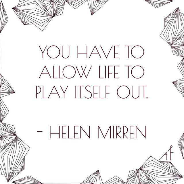 Good morning! 👊🏻 #afewjewels #quote #quoteoftheday #pink #helenmirren #morning…