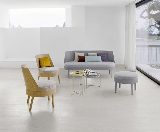 Minimalist living room furniture, Philipp Mainzer