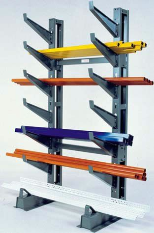 Cantilever Rack from Material Flow and Conveyor Systems