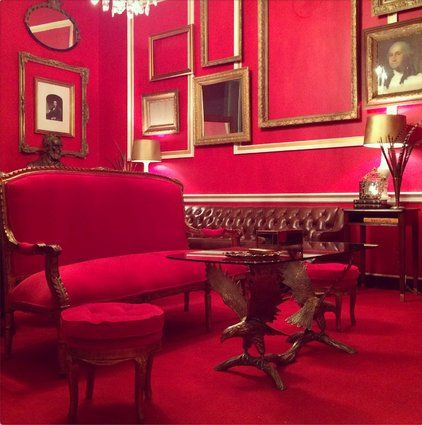 How The Designer Behind Aaron Schock's Office Caught The Attention Of Capitol Hill
