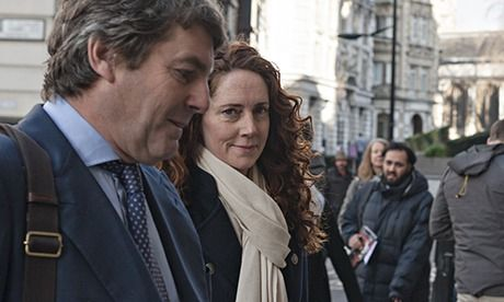 Rebekah Brooks 'lost it' over husband hiding laptops, court hears Phone-hacking trial told of fortnight of turmoil as well as text messages ...