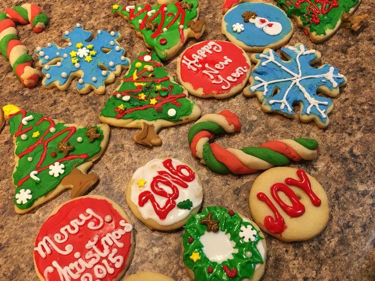 Chistmas  cookies