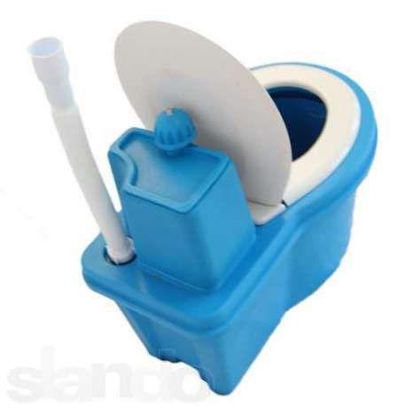 Туалет торфяной, биотуалет для дачи или усадьбы. Біотуалет торфяний Киев - изображение 1