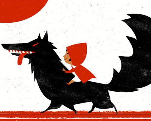 iker ayestaran: She Running With Wolves, Little Red, Count, Art Images Photo, Photo Art Illustrations, Red Riding Hoods, Ikerayestaran, Red Hoods, Art Image Photo