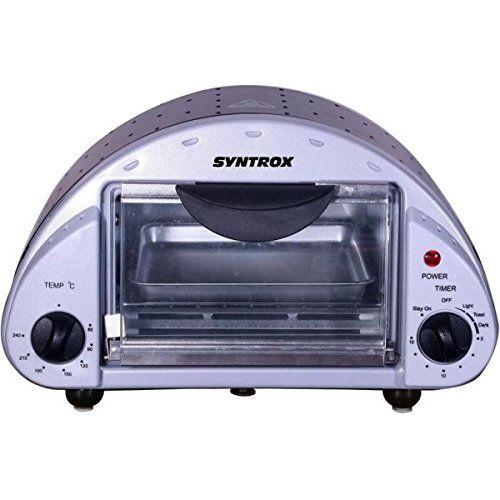 Syntrox Germany Back Chef 5 Liter Mini Stand Backofen Miniofen Minibackofen Pizzaofen