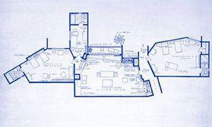 The Floor Plans of Mark Bennett
