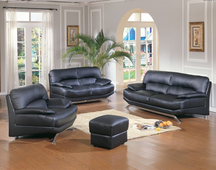 modern living room ideas with black leather sofa modern living with regard to leather furniture ideas