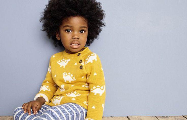 La marca que elimina las etiquetas de niño y niña de su línea infantil