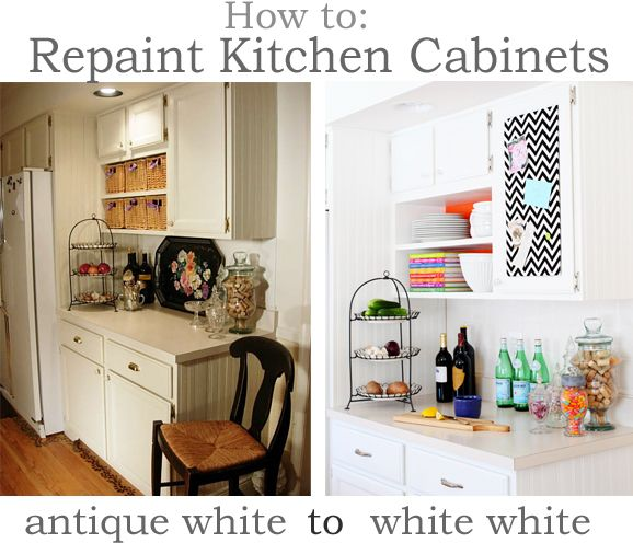 Best One Step Paint For Kitchen Cabinets: Best 25+ Repainting Kitchen Cabinets Ideas On Pinterest