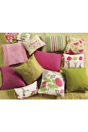 Floral Cushion Collection