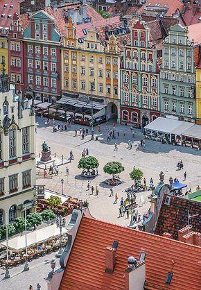 Breslau - Kein Aber an der Oder Zwischen Prachtbauten der Renaissance und des Barocks wurde bereits Polens modernster Konzertsaal eröffnet. Und auch die Promenade an der Oder hat sich hübsch gemacht