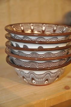Bulgarian pottery.