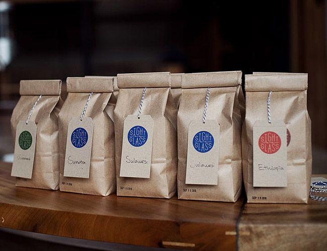 Sightglass Coffee #packaging #design