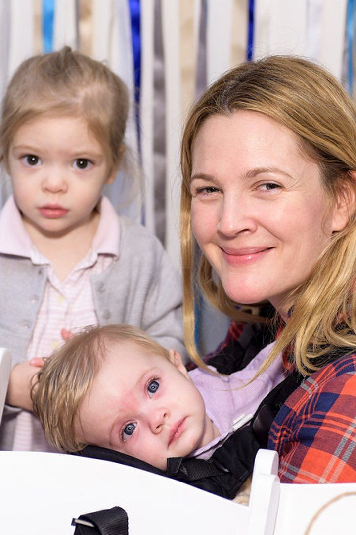11 Sweet Photos of Drew Barrymore and Her Adorable Daughters