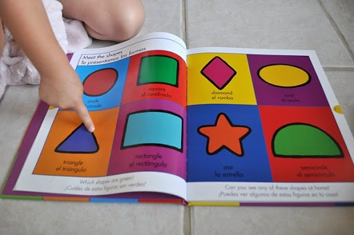I tell my students that we were going on a hunt for shapes. They love this game and it keeps them busy for a long, long time. Lots of fun to do with your class. This does include a free shapes print out to help your students with the hunt!