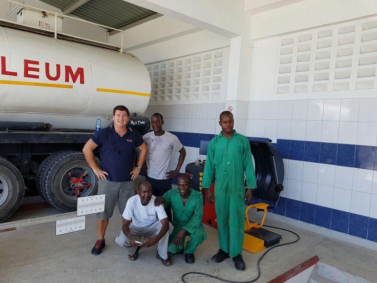 Truck Wheel Alignment Training  Kenya