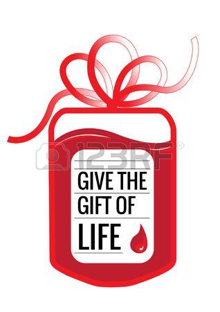 Blood donation freebies