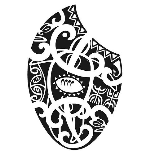 tatuagem.polinesia.maori.0134 by Tatuagem Polinésia - Tattoo Maori, via Flickr