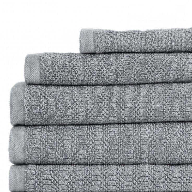 Step this way for an easy alternative to a bathroom reno, just add our luxurious jacquard weave resort 600gsm cotton towels in blueberry (our fave for Spring!) Bath towels from just $16.95 each! / P.s We're open today 9am-5pm
