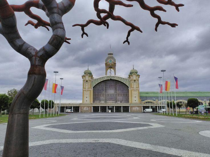 Vysteviste Exhibition Centre, Holesovice, Prague 7